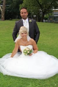 Braut Jessica